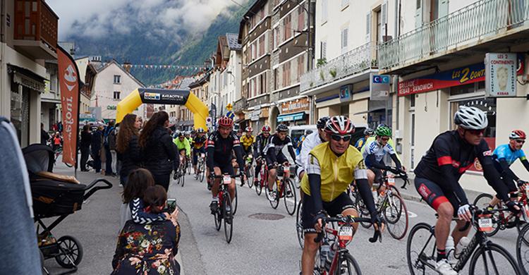 Cykelløb i Sydfrankrig