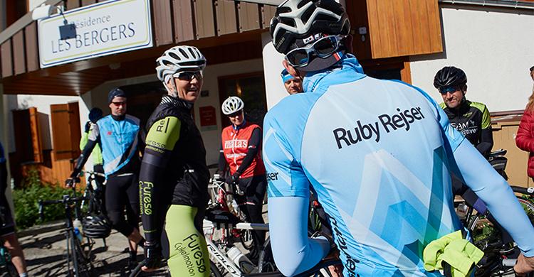Cykelrejse med Ruby Rejser