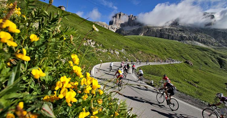 10 ekstra startnumre til Maratona dles Dolomites